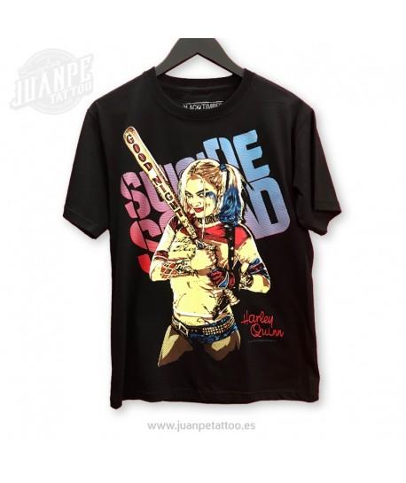 Camiseta Harely Quinn Suicide Squad