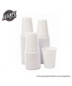 vasos plastico 100 unidades