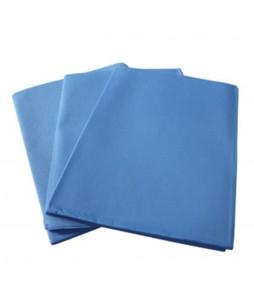 Sabanas desechables camillas azul 5 unidades