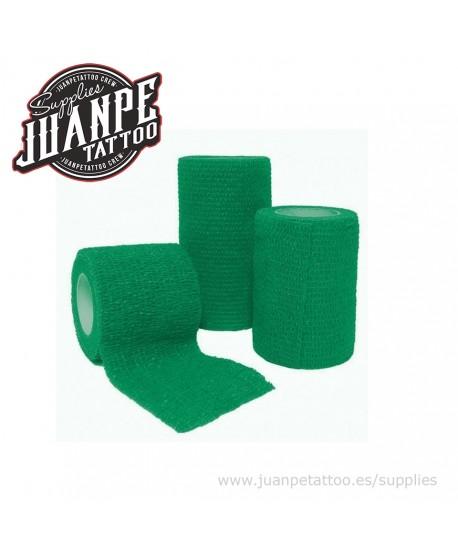 venda elastica para grips XL Verde