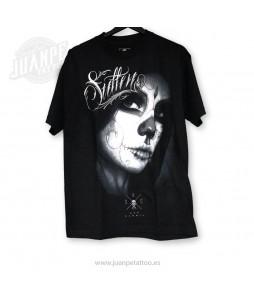 Camiseta Chica Catrina (Sullen)