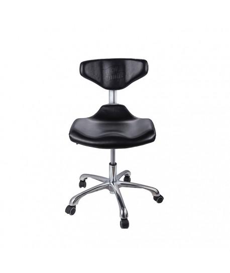 Mako Lite Artist Chair - Black