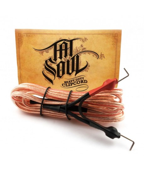 TATSoul Heavy Duty Clip Cord
