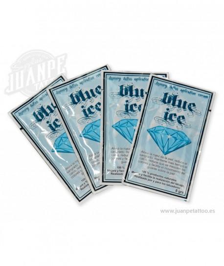 Sobre monodosis crema blue ice 8 grs