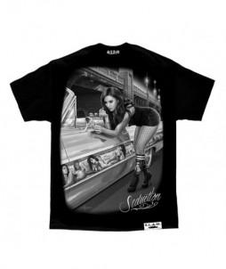 Camiseta de mujer sexy