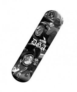 Tabla de skate con diseño de showtime