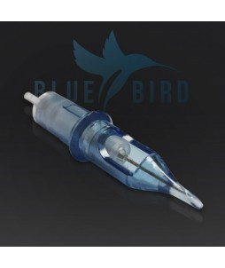 Agujas blue birds de cartucho con membrana